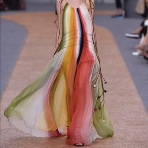 Chloè Spring Summer 2016 collection.
